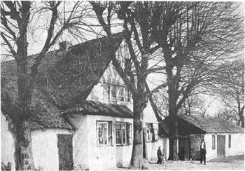 Ursprüngliches Reepschlägerhaus