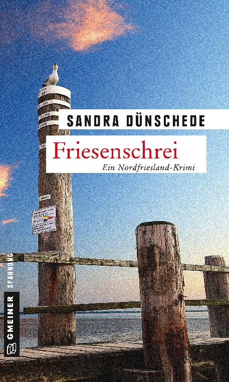 """Lesung von Sandra Dünschede – """"Friesenschrei"""""""