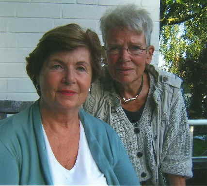 Brigitta Schade und Katja Mackens-Hassler
