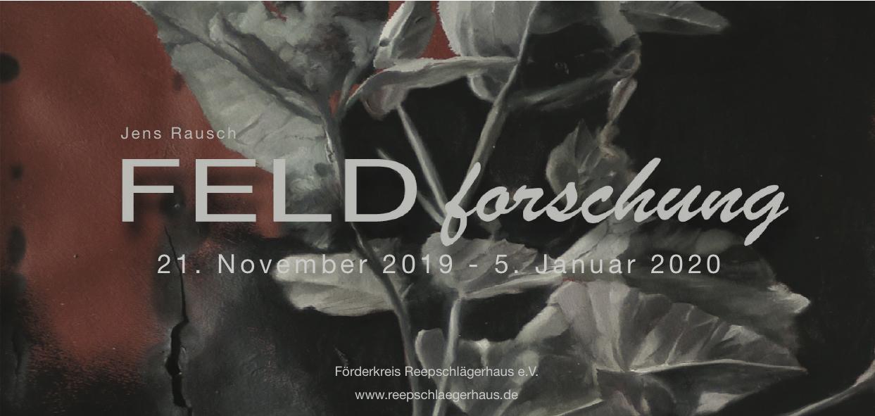 FELDFORSCHUNG – Jens Rausch